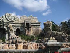 Poseidon's Fury Islands of Adventure