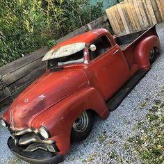 Hot Rod Trucks, Gmc Trucks, Cool Trucks, Pickup Trucks, Cool Cars, 54 Chevy Truck, Chevrolet 3100, Classic Chevy Trucks, Dropped Trucks