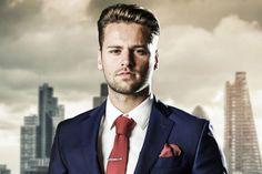 James Hill, The Apprentice.