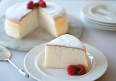 Making a Jiggly Japanese Cheesecake Is Easier Than You Think Japanese Jiggly Cheesecake Recipe, Ricotta, Salted Caramel Popcorn, Bean Cakes, Salty Cake, Savoury Cake, Coffee Cake, Clean Eating Snacks, Queso