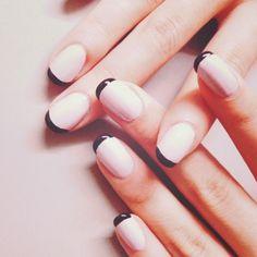 Jin Soon french manicure