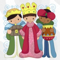 Reyes Magos Christmas Bible, Christmas Nativity, Christmas Clipart, Christmas Printables, Christmas Art, Christmas Ideas, Pumpkin Costume, Three Wise Men, Topper