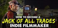 "How to Become a ""Jack of All Trades"" Indie Filmmaker On today's episode, I want to discuss the need for indie filmmakers to become a ""Jack of All Trades."" As you travel down your filmmaking path #OverviewofFilmSchools #FilmmakingTricks"