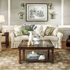 Merveilleux Baldwin Slipcovered Sleeper Sofa