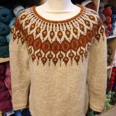 Tejla i Lett Lopi Pullover, Knitting, Sweaters, Fashion, Breien, Moda, Tricot, Fashion Styles, Stricken