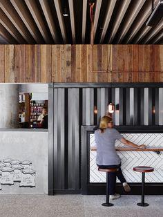MMO interiors upgrades riverside food court interior http://www.designboom.com/architecture/mmo-interiors-riverside-food-court-interior-brisbane-australia-09-15-2015/