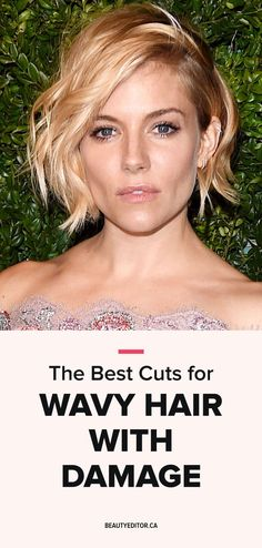 Ask a Hairstylist: The Best Haircuts for Fine, Wavy Hair With Damage | The Skincare Edit