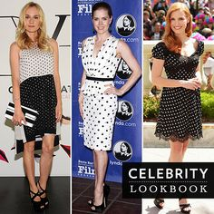 Its a Polka PARTY! Would you go all out dotty with this trend?