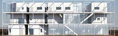 集合住宅の企画・設計・デザイン | 河添建築事務所