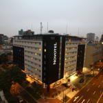 Hotel Novotel, ubicado en el distrito de San Isidro, en Lima.