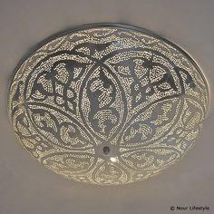€110 tot 175 Arabische plafondlamp Warda - A