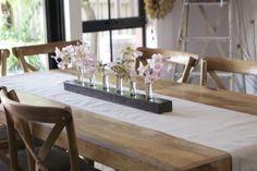 La Maison Jolie: Test Tube Bud Vase DIY Tutorial