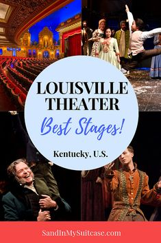 When you visit be su… Louisville Kentucky boasts 5 beautiful live theater venues. When you visit be sure to see a performance at one of them! Usa Travel Guide, Travel Usa, Budget Travel, Travel Guides, First Class Airline, Beautiful Live, Louisville Kentucky, Worldwide Travel, Amazing Destinations