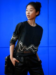 """""""At least, in my logical hypothesis, the less women feel threatened by fellow female judgement, the less they will feel the inclination to judge others skin-deep."""" Margaret Zhang"""