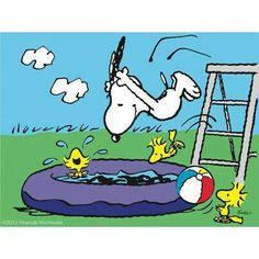 Snoopy  ♡ See More #PEANUTS #SNOOPY pics at www.freecomputerdesktopwallpaper.com/peanuts.shtml