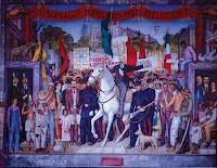 El punto de partida del proceso revolucionario fueron las declaraciones realizadas por el presidente Díaz al periodista estadounidense Creelman en 1908, en las que afirmaba que el pueblo mexicano ya estaba maduro para la democracia y que él no deseaba continuar en el poder.