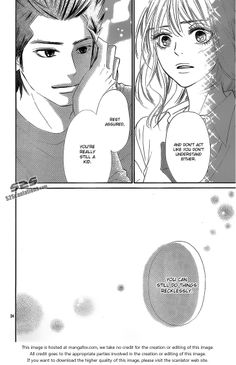 Kimi ni Todoke 87, everything that Pin is saying is so true