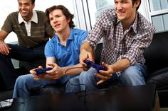 friends playing video games - Buscar con Google