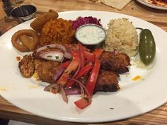 Mediterranean food is on the menu at Sahara in New Brunswick. (Photo: ~Photo by Sreyashi Ghosh)