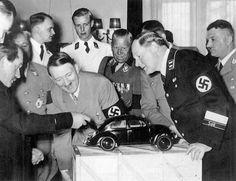 Volkswagen Bug & Hitler