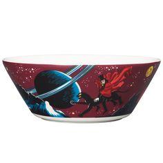 Moomin bowl, The Hobgoblin