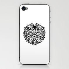 Leo iPhone & iPod Skin by Mario Sayavedra - $15.00
