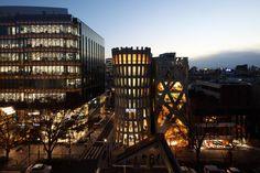 Galería de Edificio Omotesando Keyaki / Norihiko Dan and Associates - 1