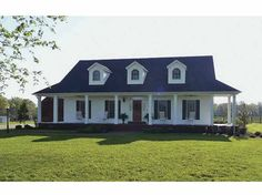 Country House Plan with 2123 Square Feet and 3 Bedrooms from Dream Home Source | House Plan Code DHSW63385