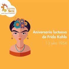 """""""Donde no puedas amar, no te demores"""". Frida Kahlo: https://activistasnte.mx/content/activista/post/4302630"""