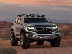 Ener-G-Force – the off-roader for tomorrow and beyond
