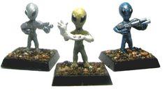 Alien Reinforcements: Alien Attack Expansion!