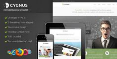 Shopping Cygnus - Minimalist Business Template 8we are given they also recommend where is the best to buy