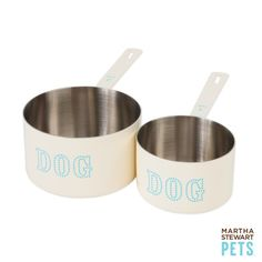 dog food scoops