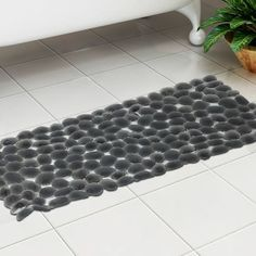 Contemporary Bathroom Mats bamboo bath mat (£38) | bathrooms | pinterest | bath mat and bath