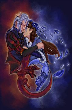 Rhaegar Targaryen and Lyanna Stark. Something I like to think was a love story, the tragedy that started it all. Game Of Thrones Artwork, Game Of Thrones Fans, Arya Stark, Rhaegar Y Lyanna, Jon Snow, A Storm Of Swords, Game Of Thones, Daenerys Targaryen, Fire Book