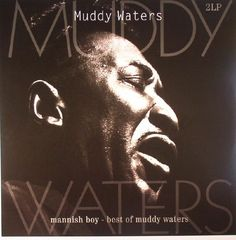 Muddy Waters - Mannish Boy: Best Of Muddy Waters (Vinyl Passion) #vinyl #records #vinylrecords #dj #music #Blues