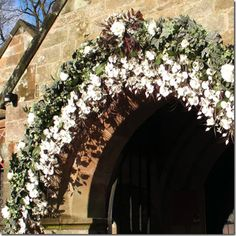 floral arch 1