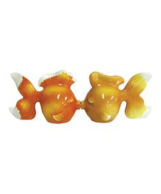 Look at this Goldfish Salt & Pepper Shakers on #zulily today!