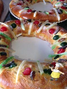 Homemade Rosca de reyes  #deliciosa #casera #diadereyes www.donpastel.com