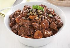 #goatvet likes this recipe for Goat Tagine |from Australian Meat Foodservice