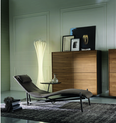 Donovan Chaise Lounge by Cattelan Italia