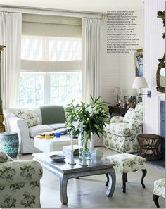 Colefax And Fowler Cottage Decorating Ideas Pinterest