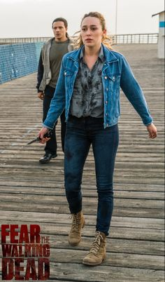 'Fear the Walking Dead' Season 2, Episode 11, 'Pablo & Jessica'