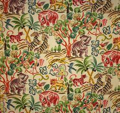 Où trouver les plus beaux tissus à motifs animaliers?