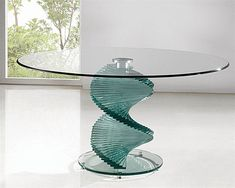 There are so many different dining tables these days, that selecting one can be sometimes be challenging. There also tons of reasons why you should get a modern glass dining table for your dining room Modern Glass Coffee Table, Glass Round Dining Table, Luxury Dining Tables, Dining Table Chairs, Glass Tables, Round Glass, Clear Glass, Table Legs, Coffee Tables