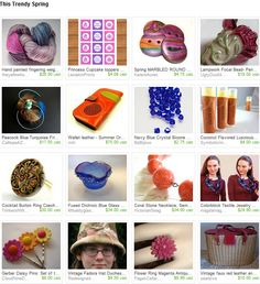 This Trendy Spring  An Etsy collection by Peelirohini
