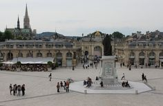 Place Stanislas in France