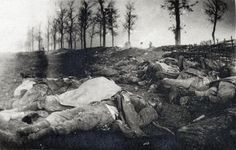Fifty-two months of hell, from WWI outbreak to Armistice