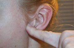 punto de acupresion en oreja para bajar de peso