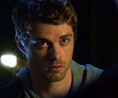 Luke Mitchell as John Young in The Tomorrow People, Season 1, Episode 4 - Kill or Be Killed